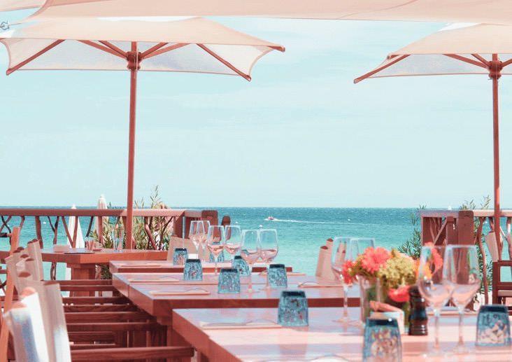 beach club Pampelonne