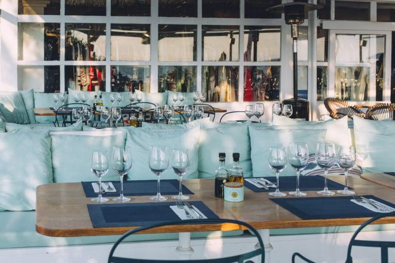 sunset restaurant ibiza