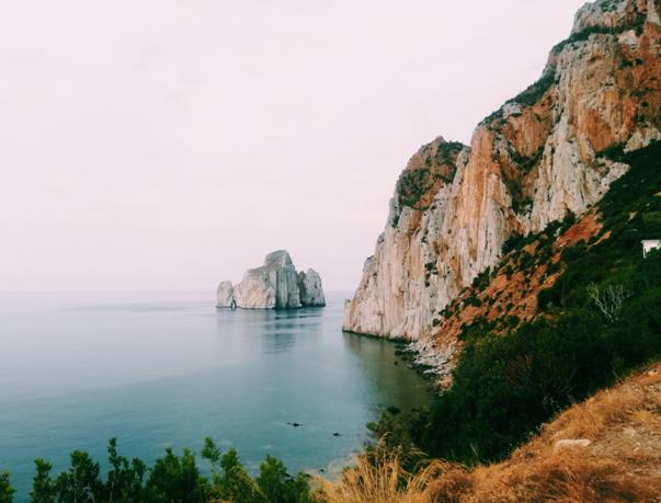 Corsica rocky hike