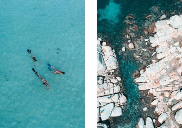 Corsica family holidays Lavezzi Islands