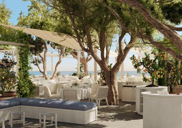 Ramatuelle beach club