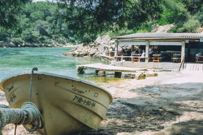 best-beaches-in-north-ibiza-cala-mastella