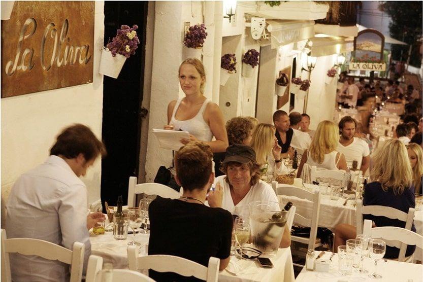 best-dinner-ibiza-la-oliva