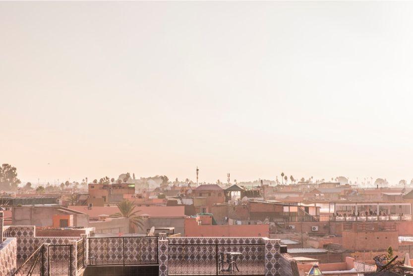 best-summer-holiday-destinations-marrakech-view