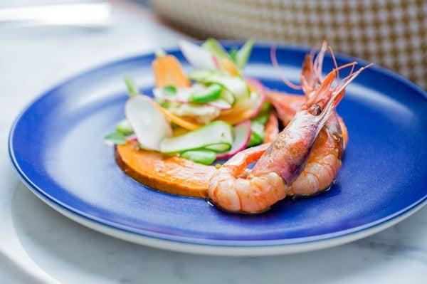 hotel-byblos-saint-tropez-prawns