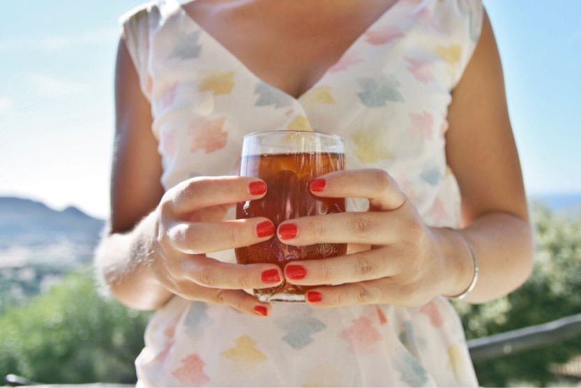 north-corsica-things-to-do-iced tea