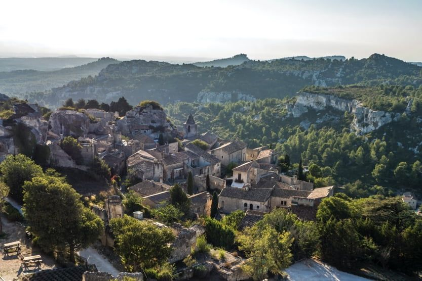 provence-in-winter-villages