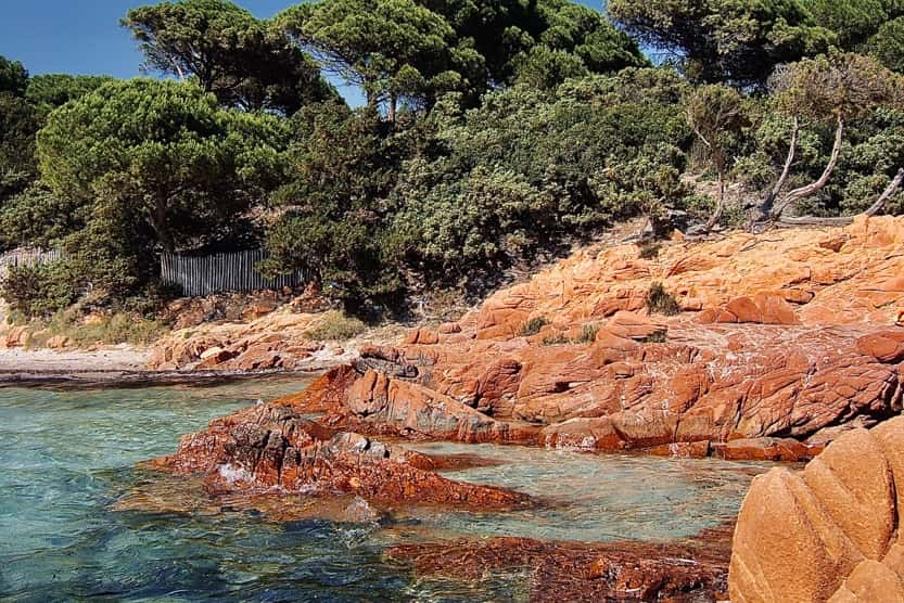 south-corsica-beaches-red-rocks