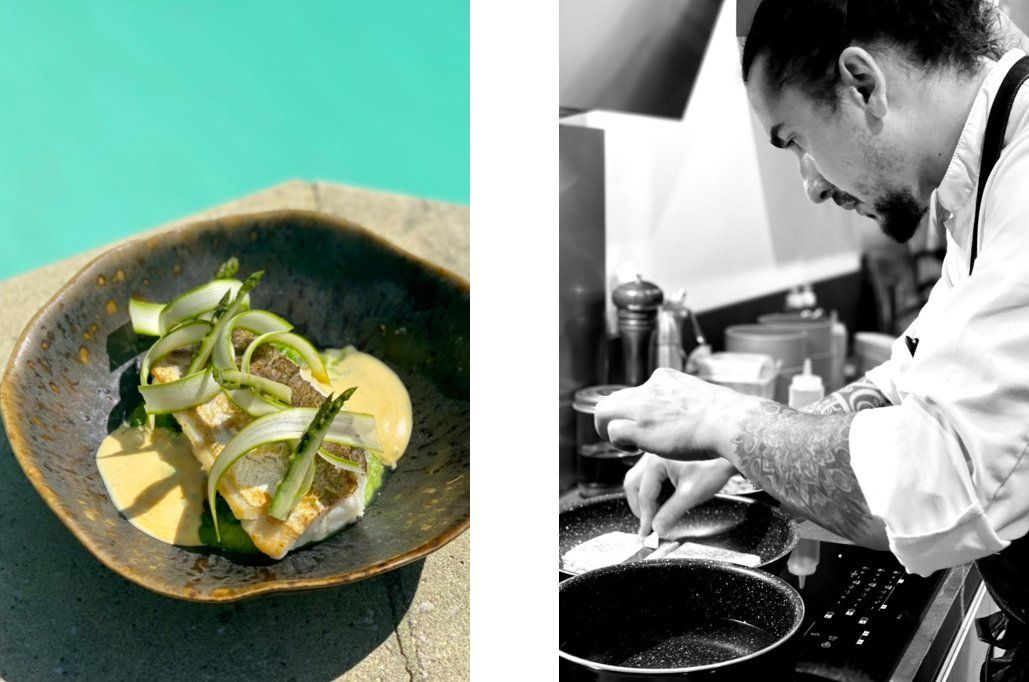 Interview: Aurélien Mallia, our private chef in the Southwest of France