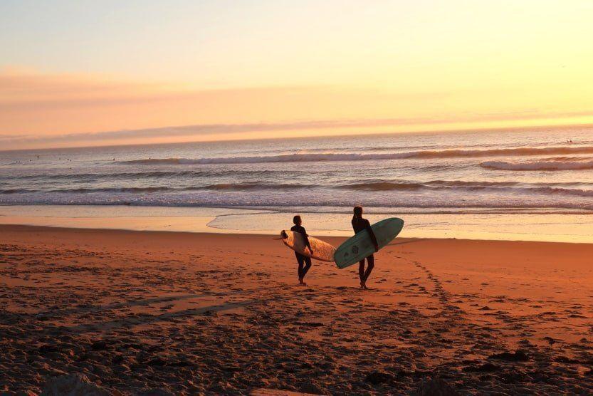 Our favourite Cap Ferret surf spots