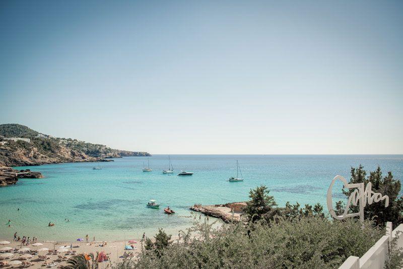 Why we love Cotton Beach Club in Ibiza