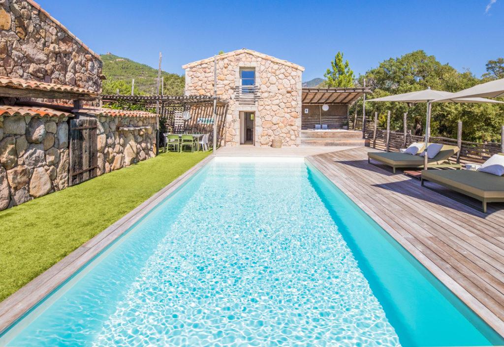 Corsica villas - Villa Stazzu