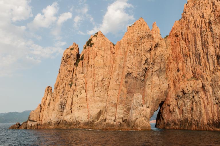 à faire en Corse calanques