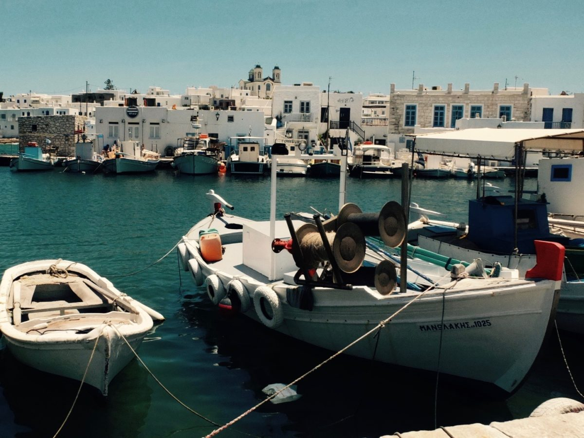 The best boat trips for your Paros holidays