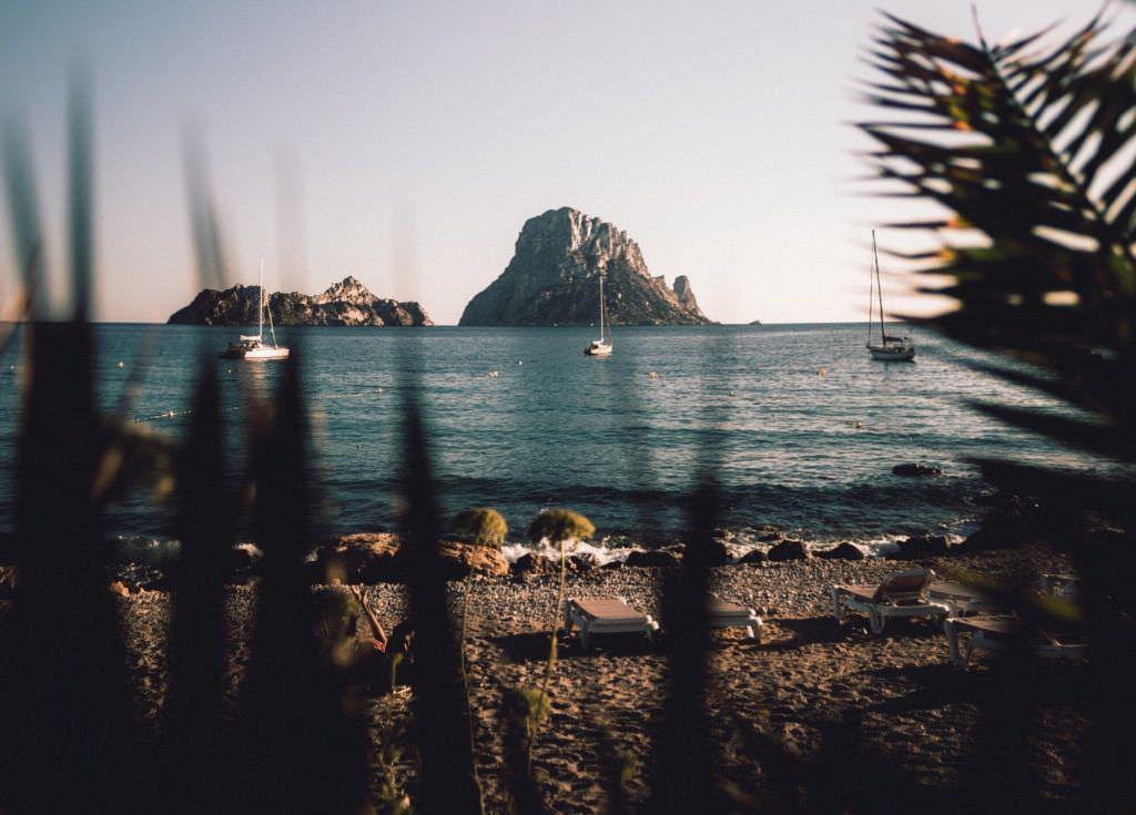 Ibiza en famille Plage