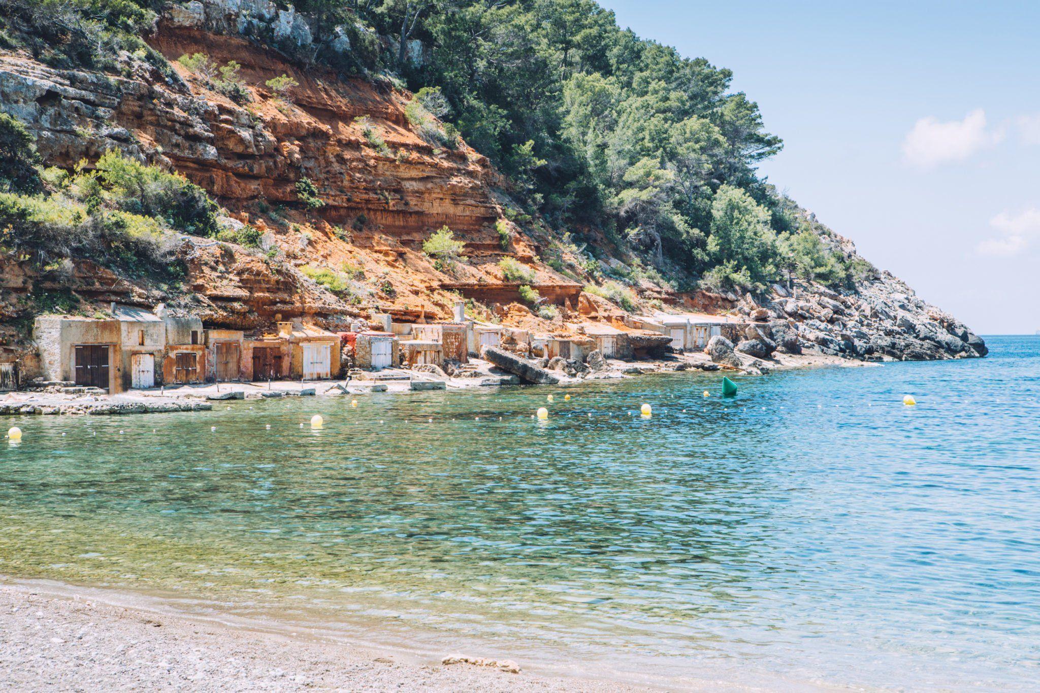 Une journée idéale en vacances à Ibiza