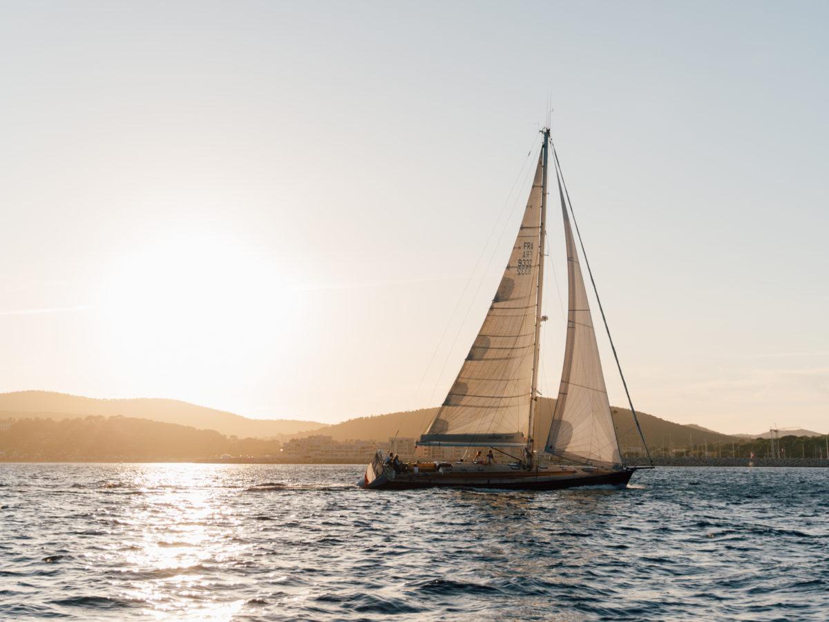 Set your sails for Les Voiles de Saint Tropez