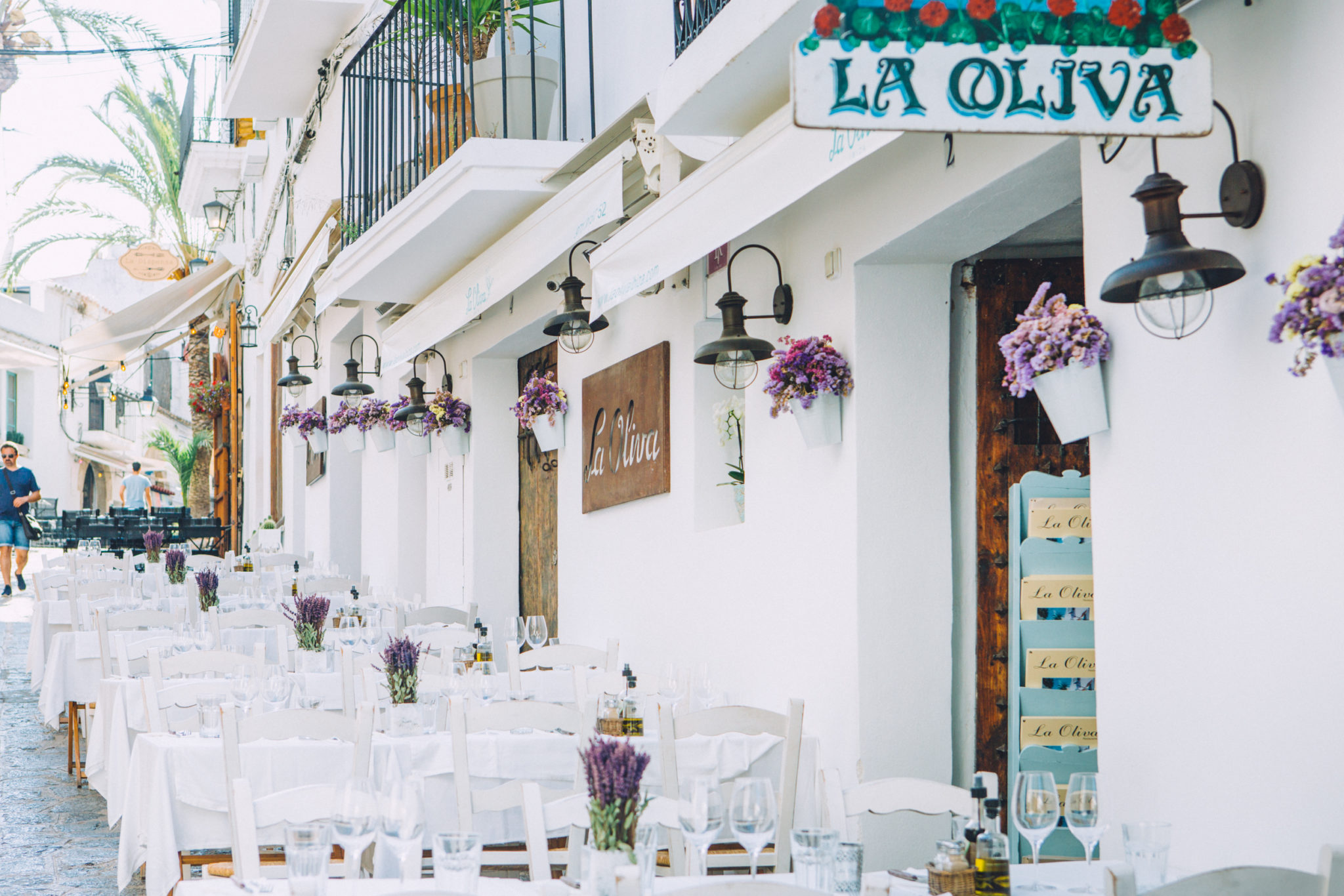 The best restaurants Ibiza borrows from film