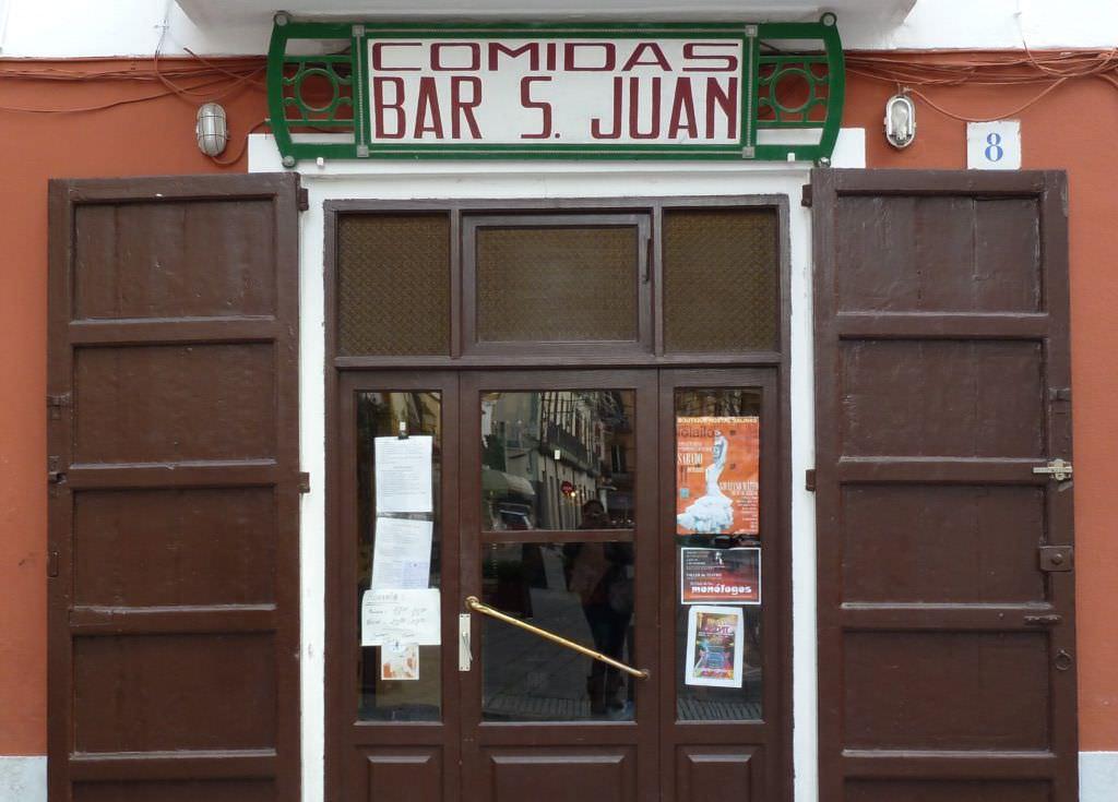 Comidas Bar San Juan Ibiza