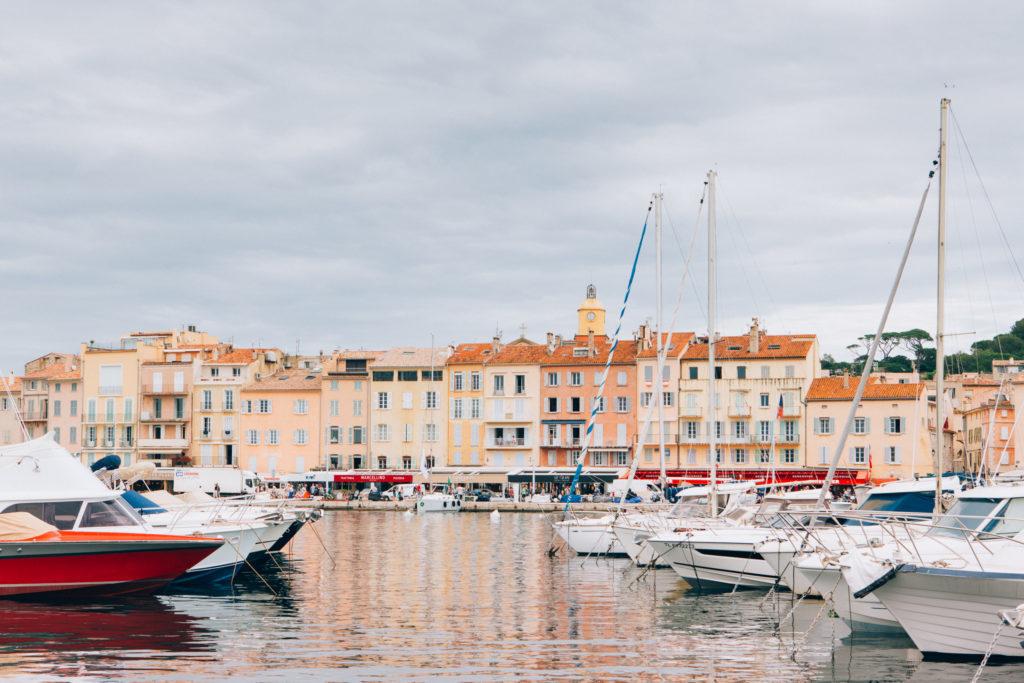 Les Voiles de Saint Tropez Boats