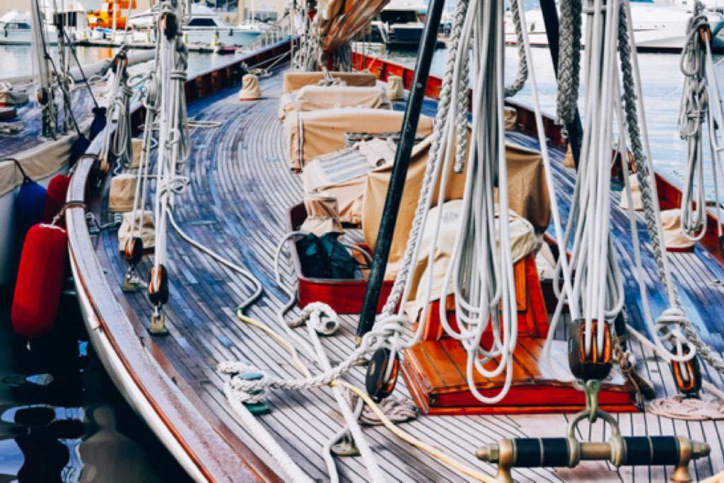 Les voiles de Saint Tropez Sailboat