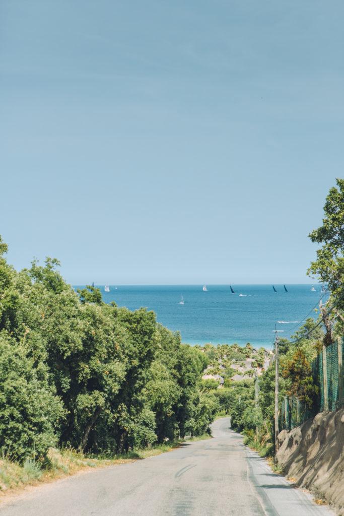 Les Voiles de Saint Tropez View