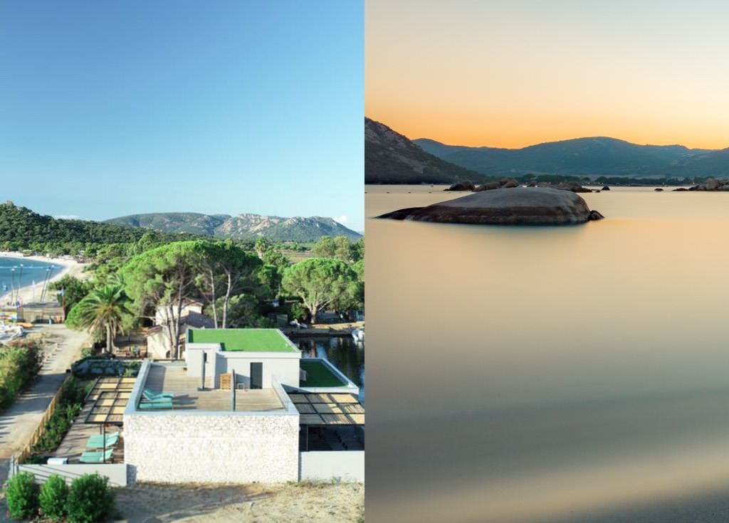Rental Corsica villas seafront Saint Cyprien