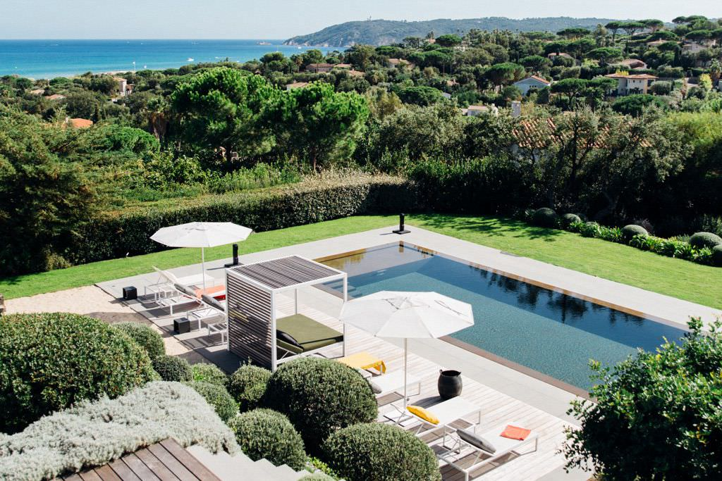 Villa Grant Saint Tropez