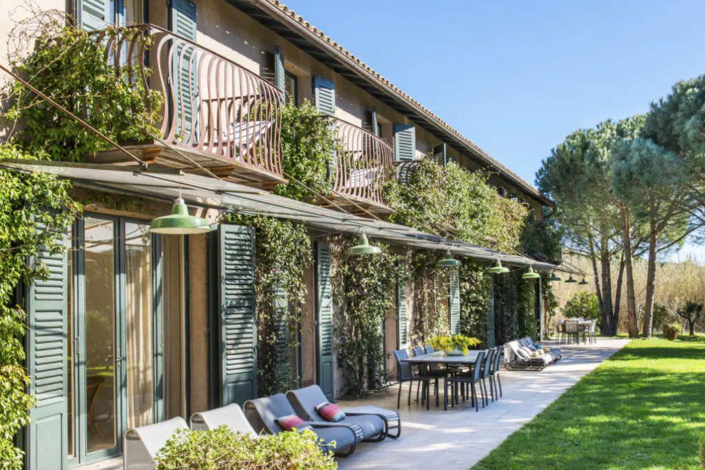 Villa Gustave Saint Tropez