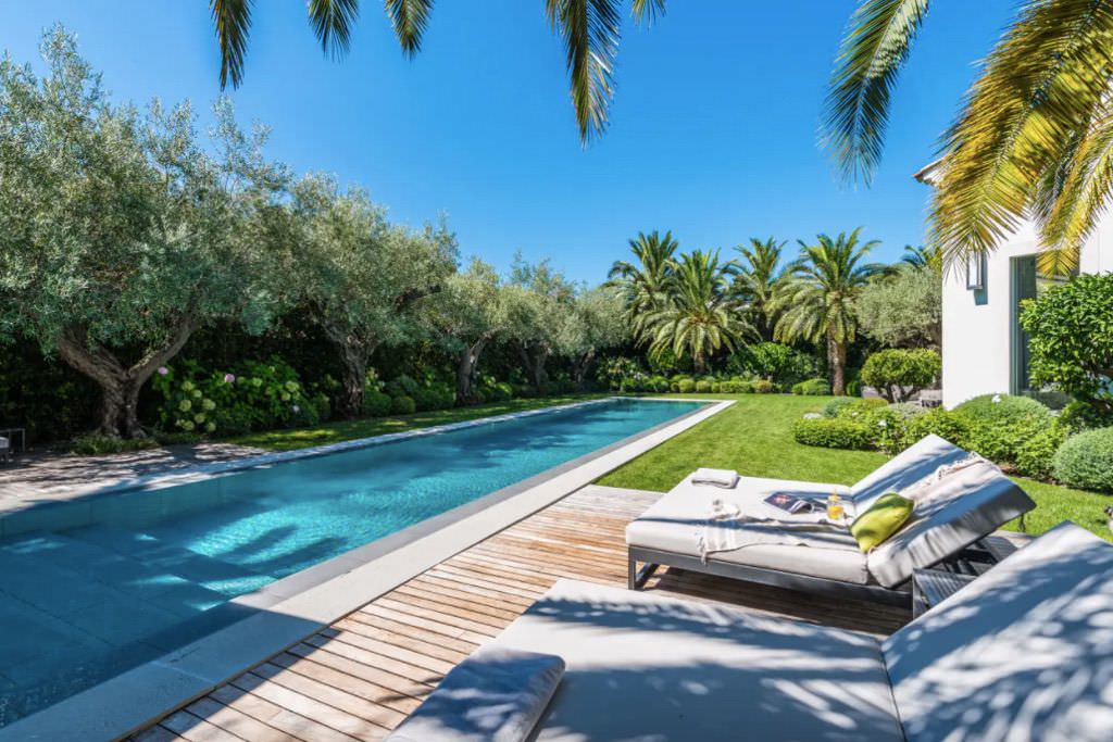 Villa Nathalia Saint Tropez