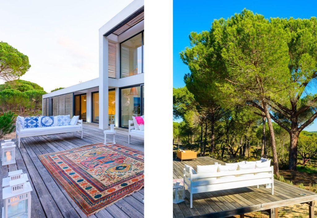 maison Comporta villa Monte