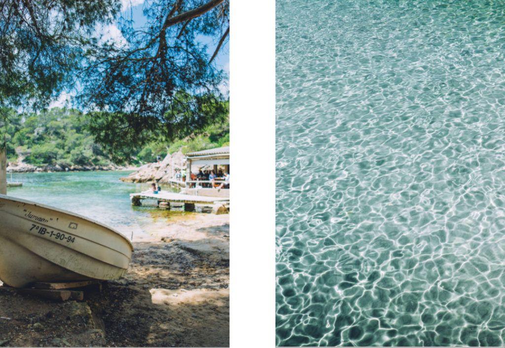seaside holiday ibiza
