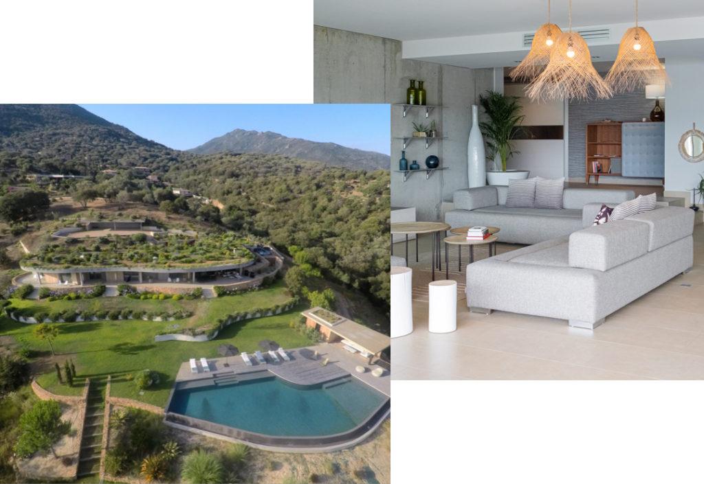 Corsica villas - Villa Colomba