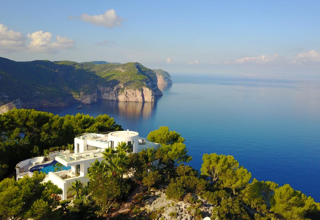 Villa Blue holiday