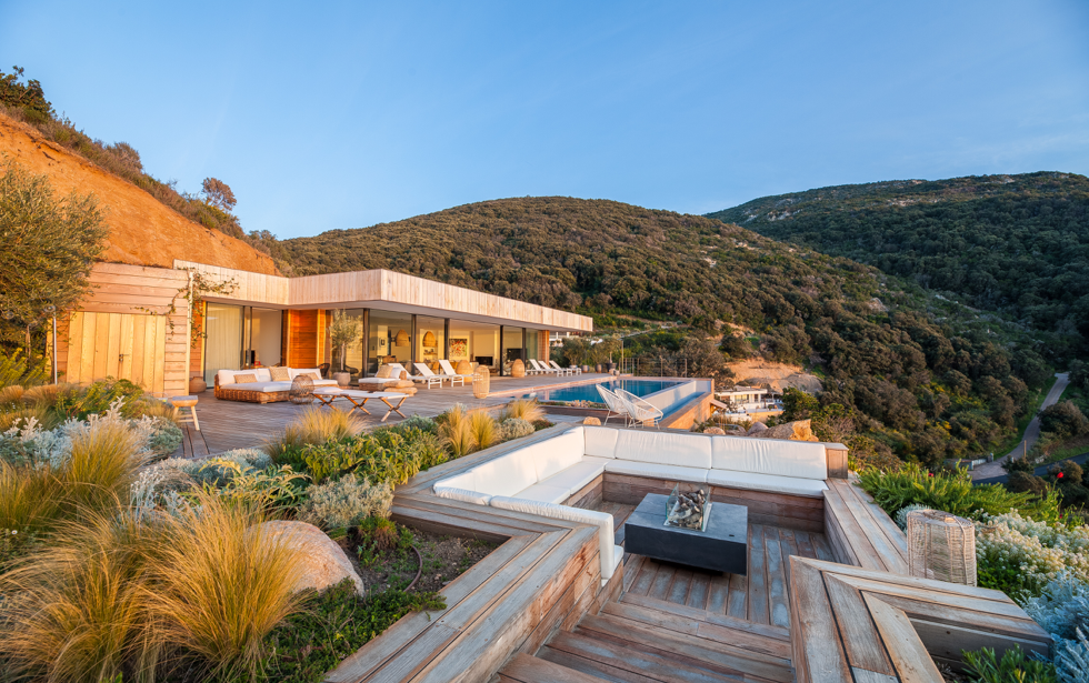 If you're looking for a dream family villa, Corsica has the answer