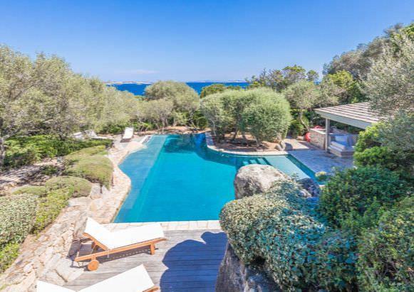Villa Piana Corsica family holidays