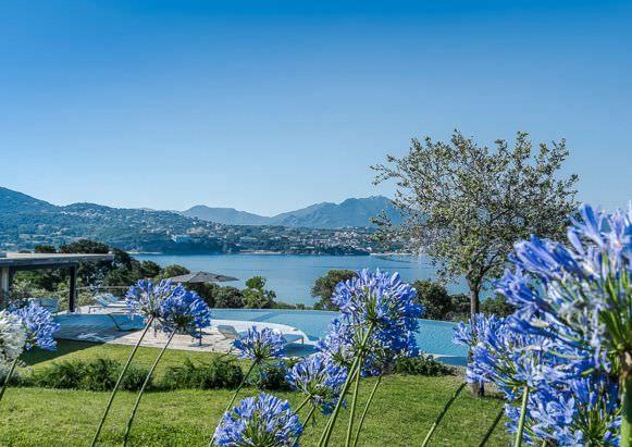 Villa Colomba Corsica family holidays