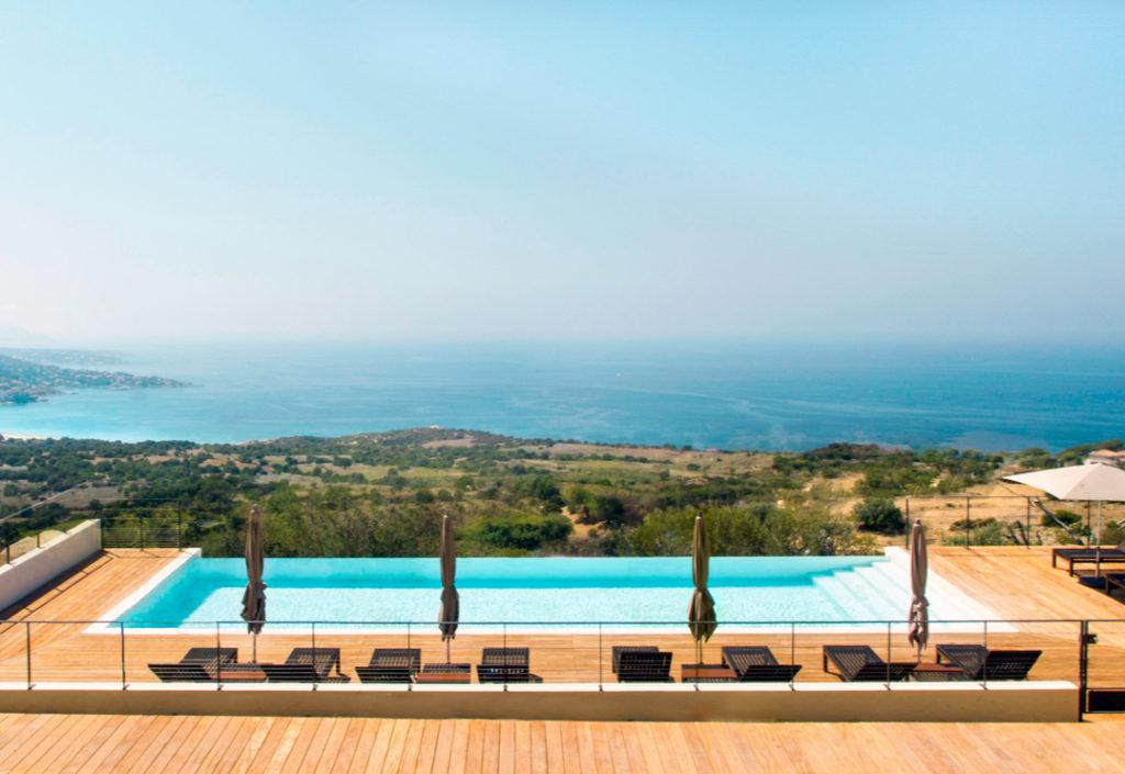 vacances en Corse Villa Rosabelle
