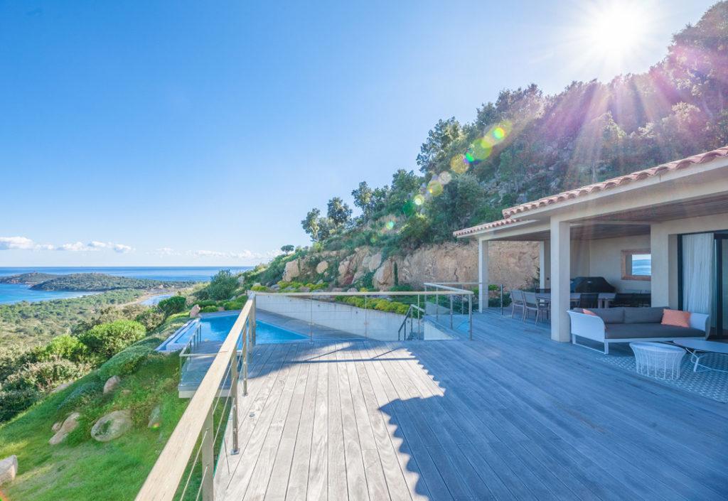 Villa Paoli holiday corsica