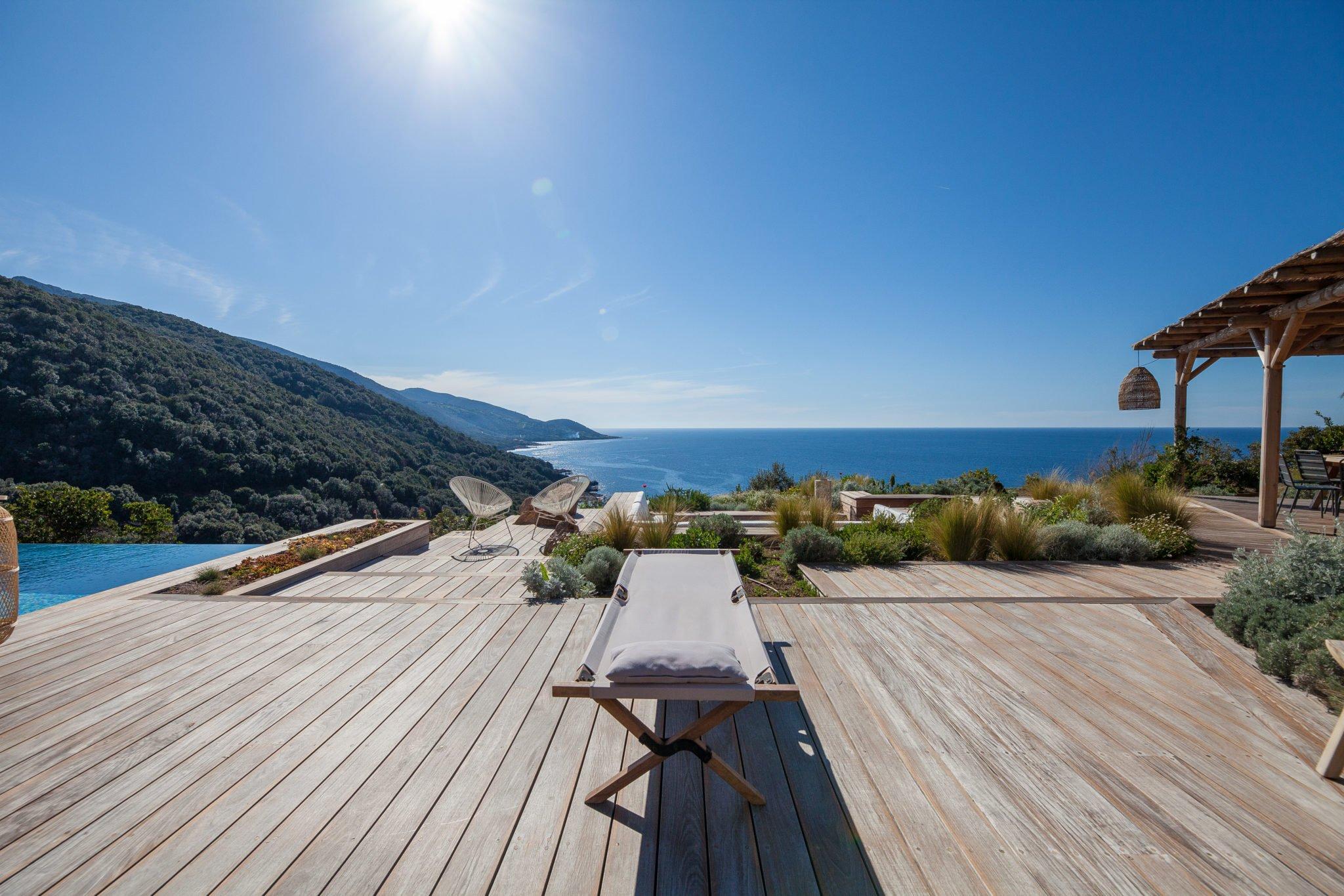 Our most beautiful rental Corsica villas