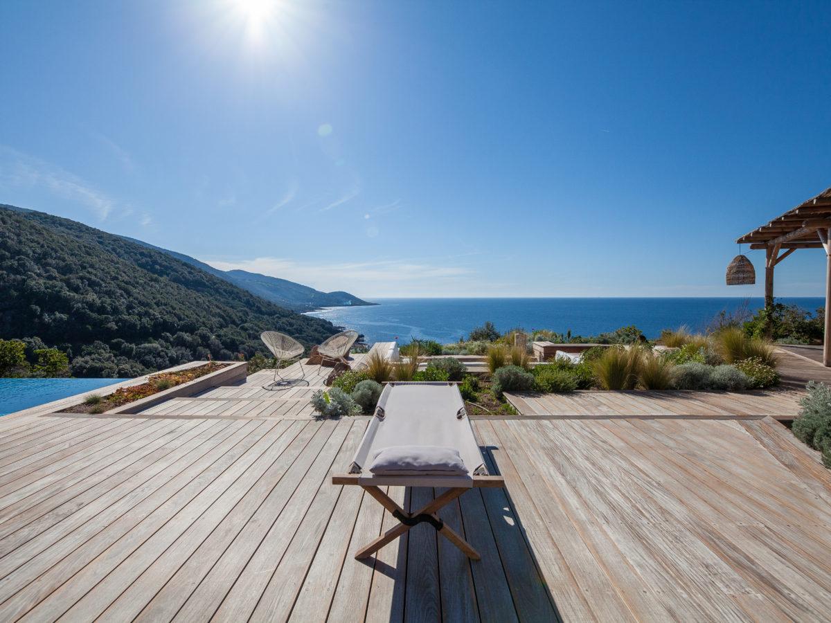 Nos plus belles locations de maisons en Corse