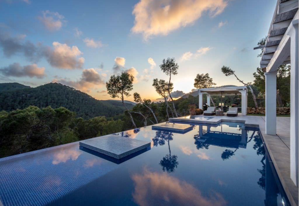 vacances à Ibiza Oliv