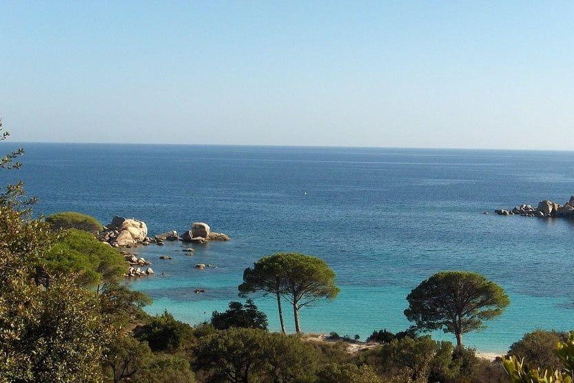 Le joyau de la Corse: la plage de Palombaggia