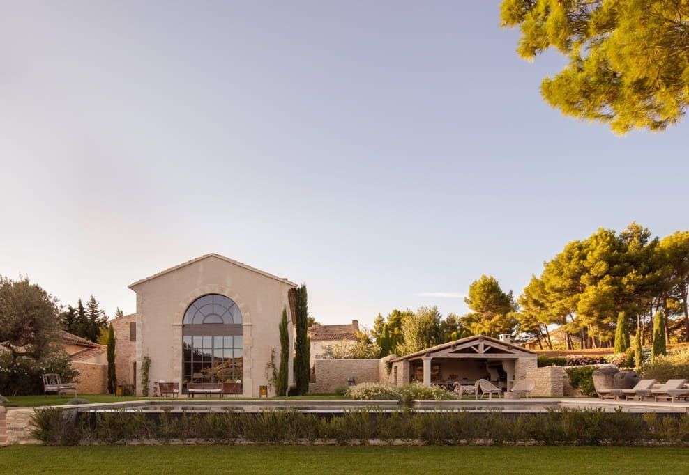 Interview: A stunning countryside villa in Provence, France