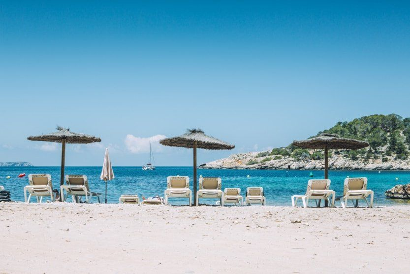 The best beaches in north Ibiza