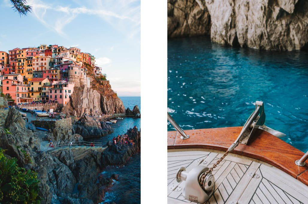 The best places to visit in Italy in summer