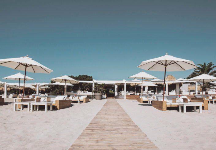 A tour of El Chiringuito Ibiza: Restaurant and Beach Club