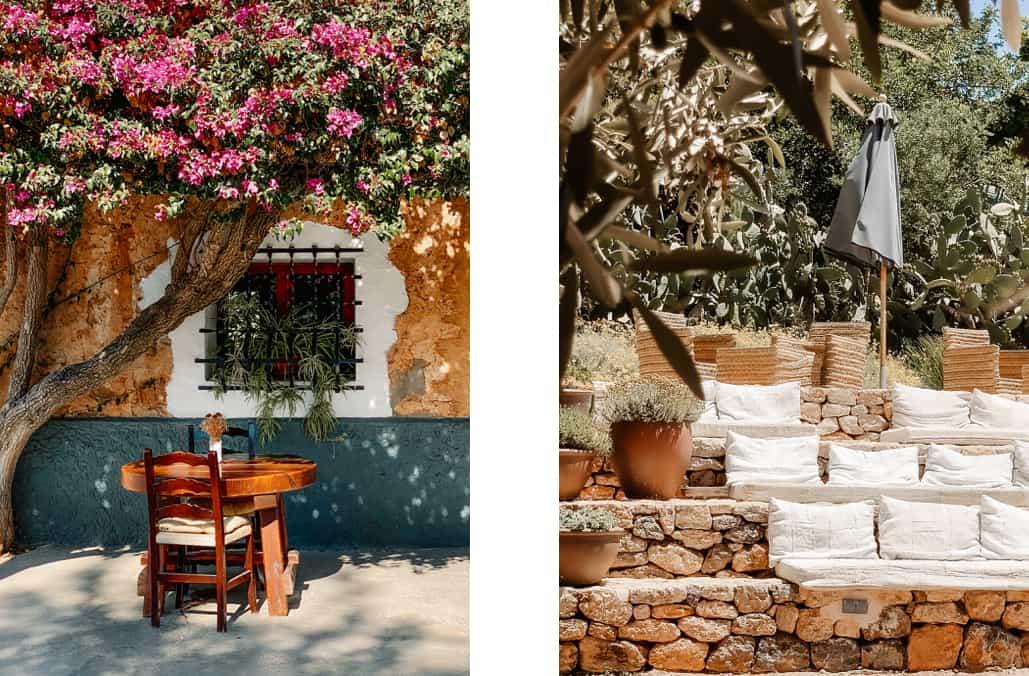 Eternal summer holidays in Ibiza
