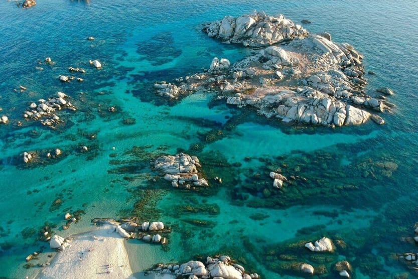 Explore the magic of the Lavezzi Islands