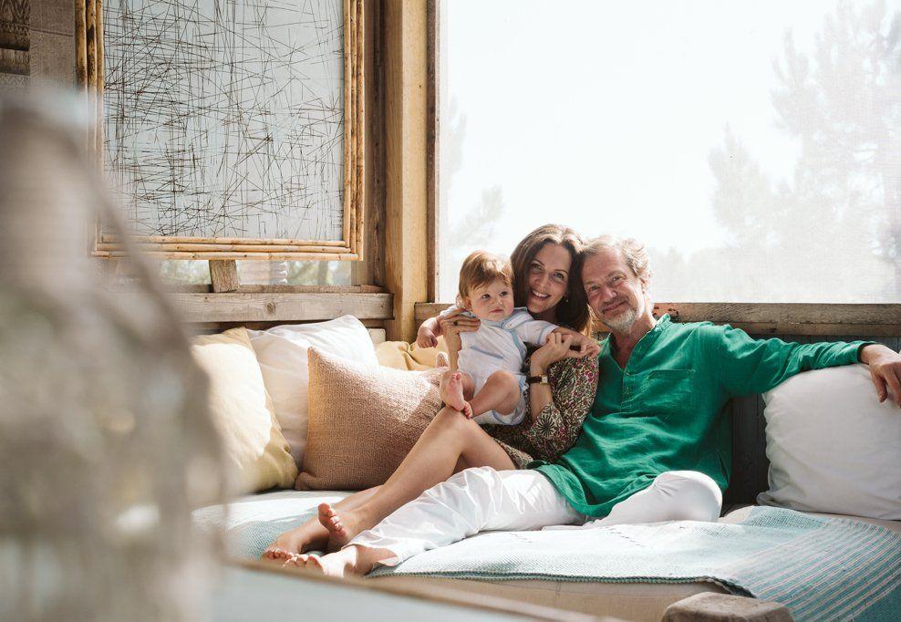Interview : Louis Albert de Broglie dévoile sa maison à Comporta, Portugal